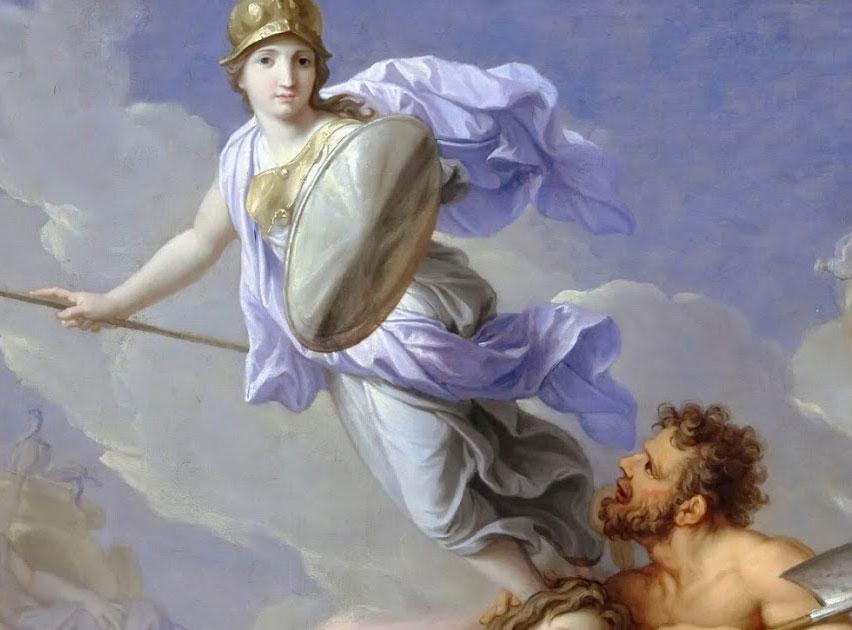 Рождение Афины