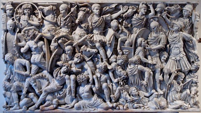 Семь царей Древнего Рима