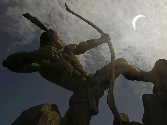 древнекитайский миф стрелок и