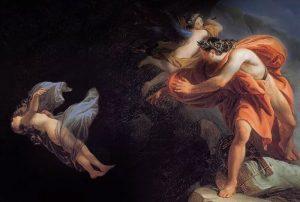 миф древней греции орфей и эвридика