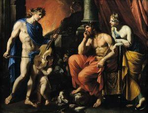 содержание мифа орфей и эвридика