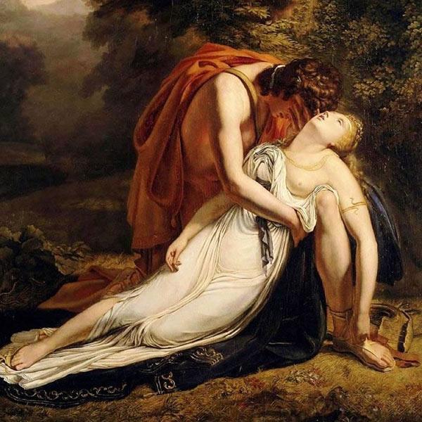 Орфей в подземном царстве