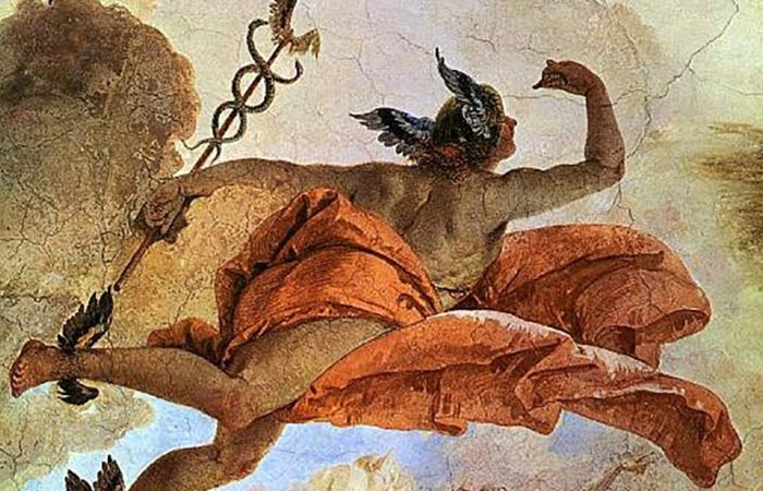 прометей мифы древней греции