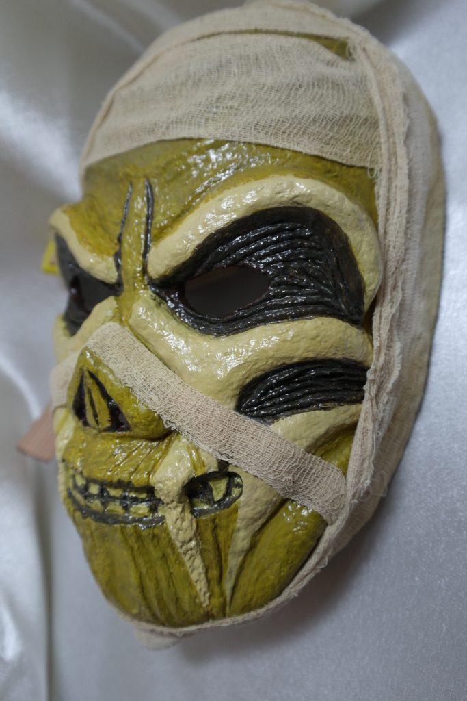 Пример маски папье