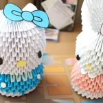 Оригами фигуры из бумаги