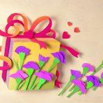Красивый подарок на день рождение