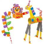 Игрушки с плетением