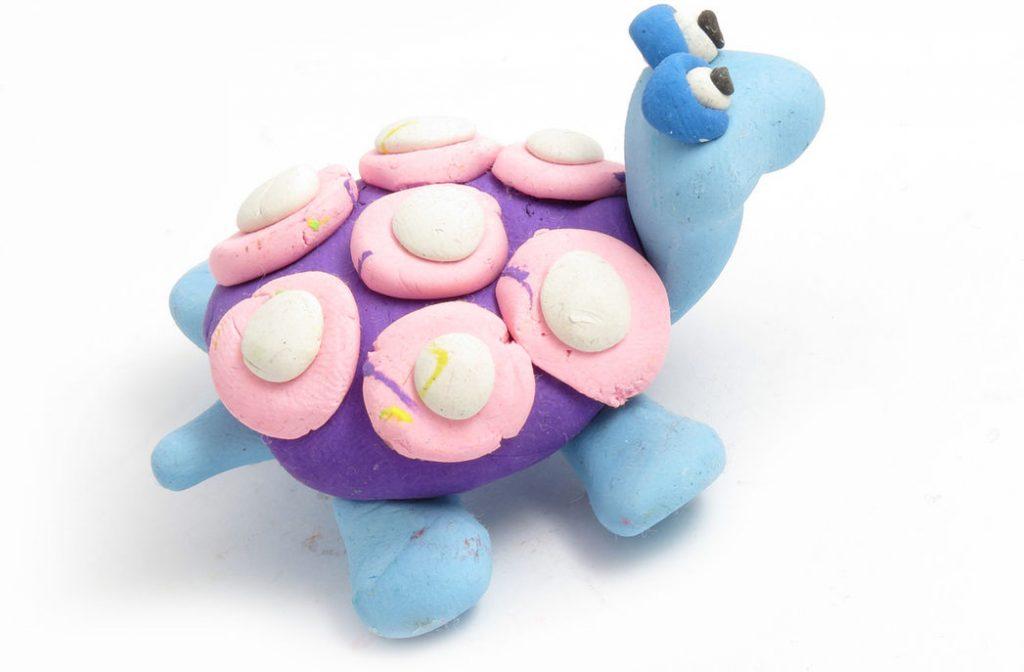 Черепаха лепка