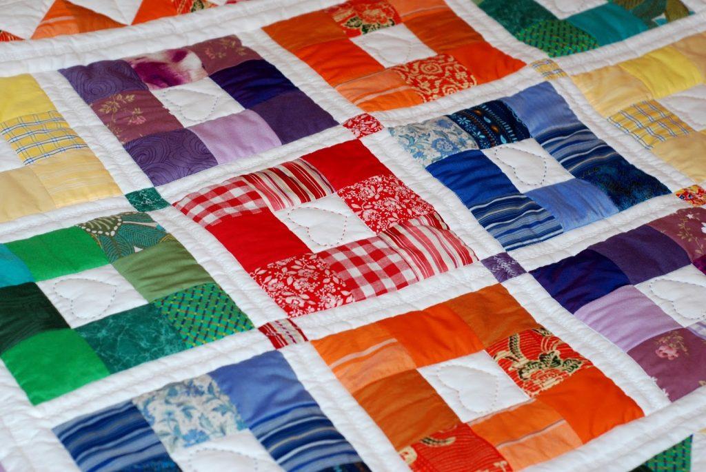 Клетчатая ткань для шитья