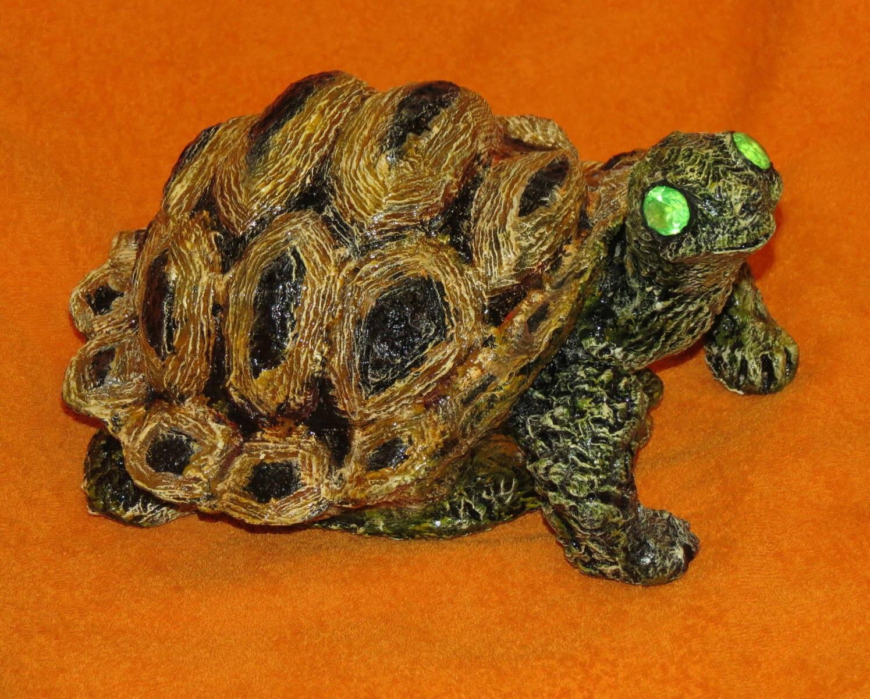 Черепаха своими руками