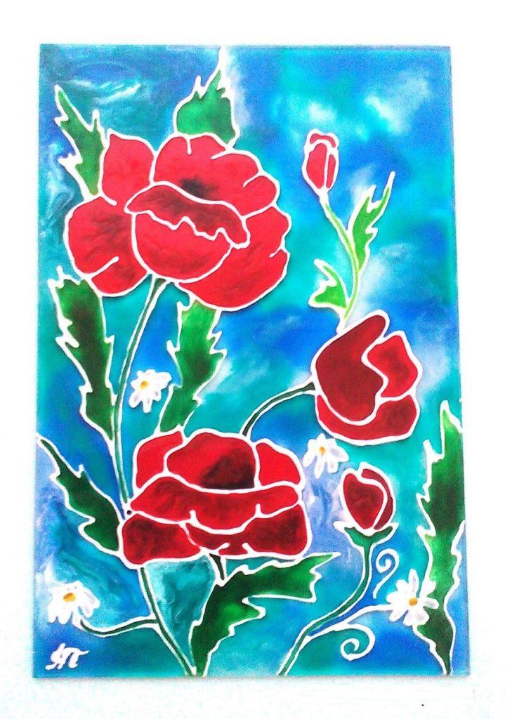 Цветы к празднику 9 мая