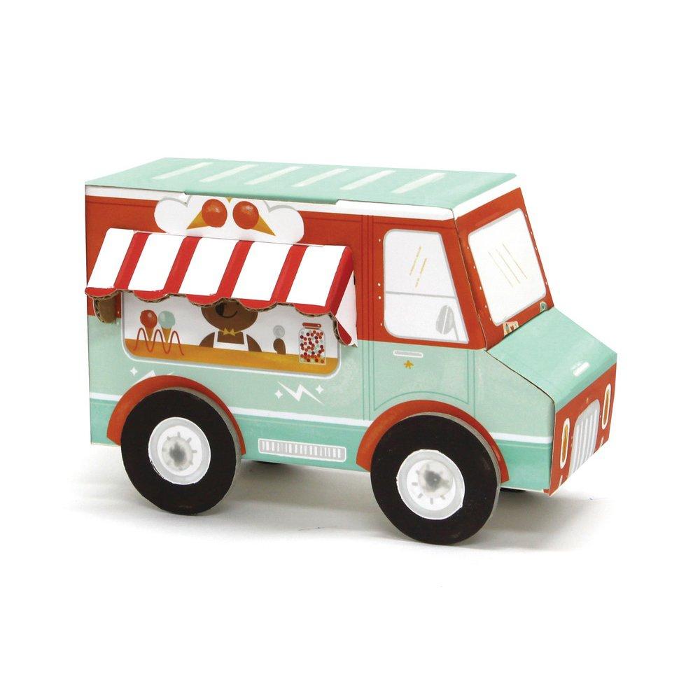 Машина с мороженым