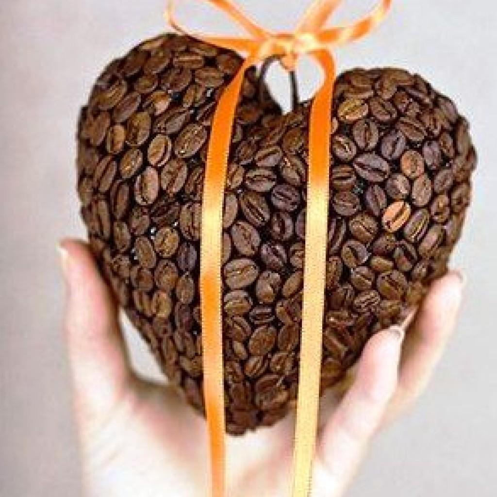 Любовь из кофе маме