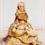 Кукла из блинов