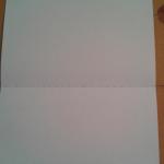 1. Возьмем лист бумаги А4. Каждую сторону листа сложим на 4 равные части как на схеме. | Оригинал: http://svoimi-rukami-club.ru/модульное-оригами-лебедь-из-модулей/