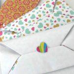 Бумажные конверты для письма