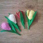 Цветки готовы!