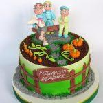Торт красивый дедушке