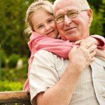 Любовь дедушке от внучки