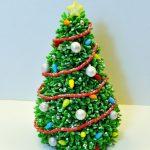 Пластилиновая елка