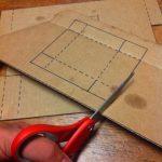 Шаг 7 Органайзер коробка для карандашей