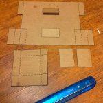Шаг 8 Органайзер коробка для карандашей