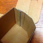 Шаг 12 Органайзер коробка для карандашей