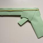 Пистолет, который стреляет резинками