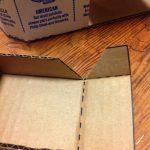 Шаг 14 Органайзер коробка для карандашей