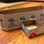 Шаг 17 Органайзер коробка для карандашей