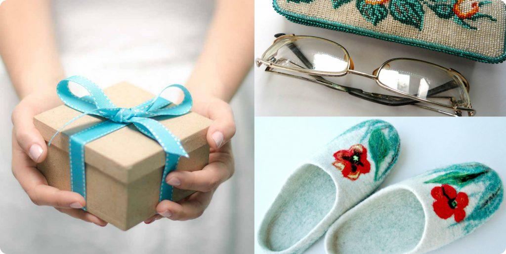 Варианты подарок бабушке