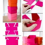 Создание коробки