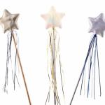 Три волшебных палочек