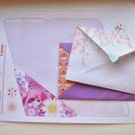Белые конверты с декором