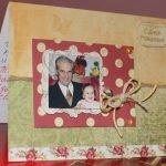 Открытка с фото деду