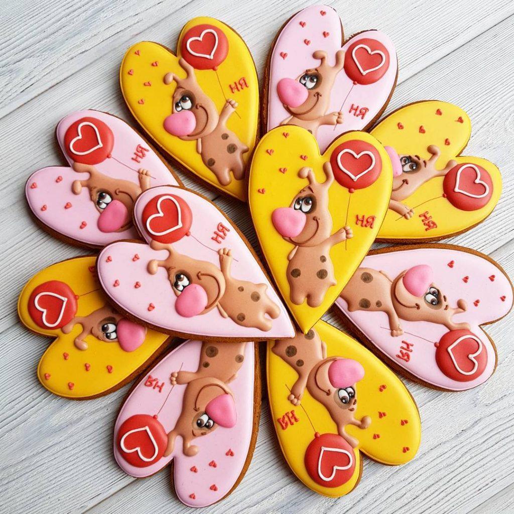 Няшечки печеньки