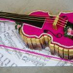 Сладкий подарок учителю музыки