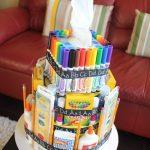 Оригинальный торт для учителя