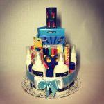 Канцелярский торт