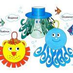Крученые бумажные игрушки