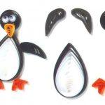 Пингвин квиллинг