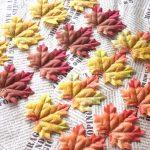 Сушим листья