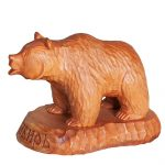 Статуэтка медведя своими руками