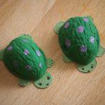 Черепахи из скорлупы
