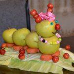 Дары осени - поделка в детский сад