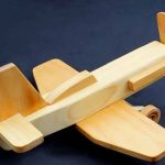 Делаем самолёт для ребёнка