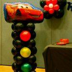 Делаем светофор с помощью шариков