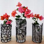 Идея для украшения вазы
