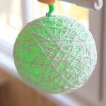 Как сделать шарик