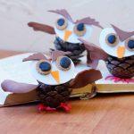 Поделка сова своими руками для детского сада